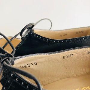 Salvatore Ferragamo Shoes - Salvatore Ferragamo Black Mary Jane Size 8.5 M